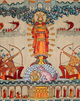 Святой король-мученик Эдмунд