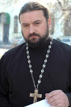 Протоиерей Андрей Ткачев. Фото: Отрок.Ua
