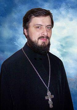 Священник Игорь Якимчук