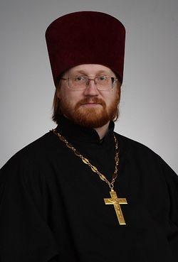 Священник Александр Тимофеев / Фото MPDA.ru