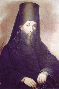 Отец Иакинф (Бичурин). Портрет выполнен в 1888 г. художником Н.Янш с литографии В.Теребенева