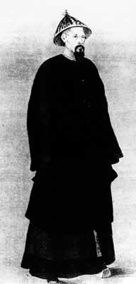 Отец Иакинф в годы пребывания в Китае