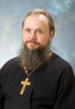Священник Вадим Леонов. Фото Г. Балаянц