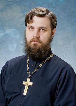 Священник Олег Корытко