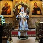 Празднование Владимирской иконы Пресвятой Богородицы 21 мая/ 3 июня