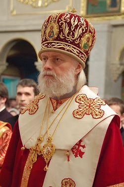 Архиепископ Верейский Евгений (Решетников). Фото: МПДА.Ru