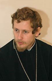 Священник Вячеслав ДАНИЛОВ