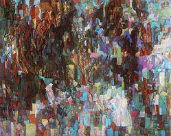 Загрузить увеличенное изображение. 1103 x 880 px. Размер файла 136605 b.  Филонов П. Белая картина. Из цикла «Ввод в мировой расцвет». 1919 г.