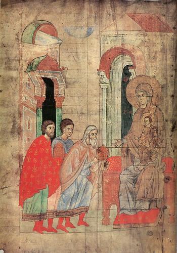 Сийское Евангелие (ГРМ БАН. Археогр. ком. 189)