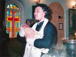 Отец Даниил Мельников