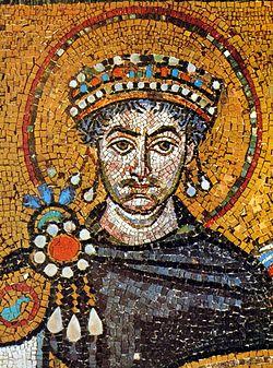 Святой Юстиниан Великий