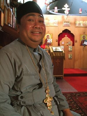 Founder of the Indonesian Orthodox Church - Archimandrite Daniel