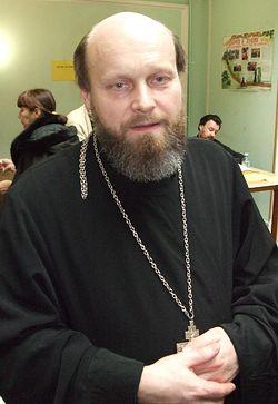 Иерей Александр Добродеев