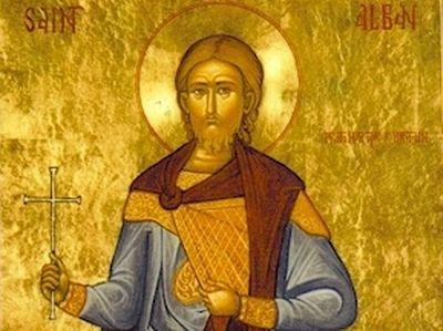Святой Албан Веруламский