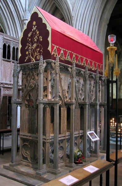 Гробница святого мученика Албана
