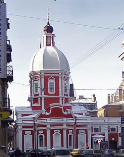 Храм великомученика Пантелеимона