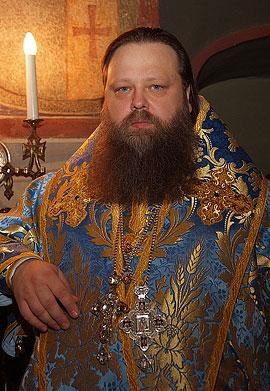Епископ Зарайский Меркурий. Фото: Г. Балаянц / Православие.Ru