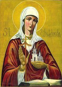 Святая Одри Элийская