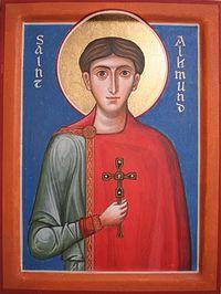 Святой мученик Алкмунд (Айдан Харт)