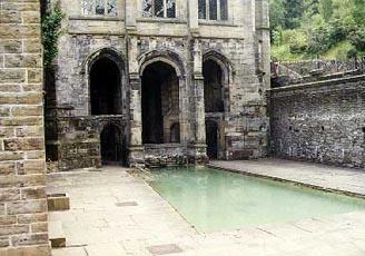 Источник святой Винефриды Уэльской