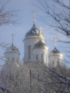 Тернопольский кафедральный собор во имя мучениц Веры, Надежды, Любови и матери их Софии