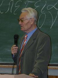 Профессор К.М. Долгов, председатель Леонтьевского философско-богословского общества