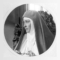 Святая преподобномученица Елизавета Феодоровна – настоятельница Марфо-Мариинской обители.