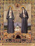 Преподобномученицы Варвара и Елисавета Алапаевские