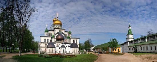 Воскресенский Новоиерусалимский монастырь. Фото: Ольга Малеева / Соборы.Ru