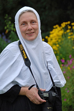 Монахиня Елисавета Цвикла