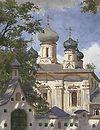 Иеромонах Арсений – строитель Сретенского монастыря в 1815–1819 годы