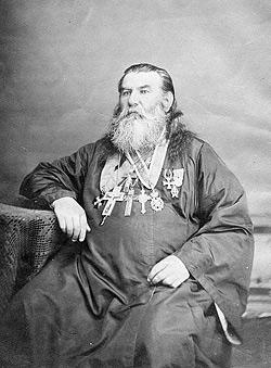 Архимандрит Серафим (Богоявленский), до пострига протоиерей Димитрий Григорьевич Богоявленский