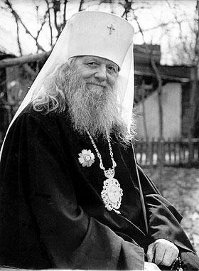 Митрополит Алма-Атинский и Казахстанский Иосиф (Чернов)