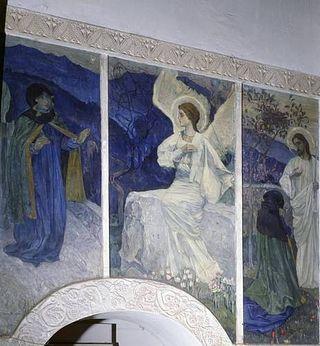 Росписи Нестерова