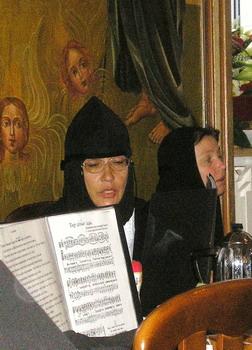 Схимонахиня Серафима (Кибирова)
