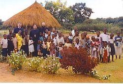 Миссионерская работа в деревне