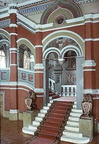 Золотое крыльцо Теремного дворца