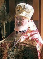 Протоиерей Владимир Николаевич Воробьев