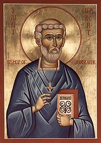 Святитель Кутберт