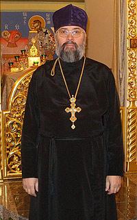 Протоиерей Павел Недосекин