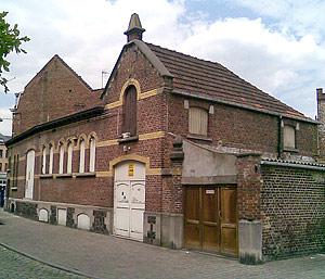 Церковь в Монсе