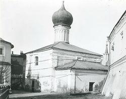 Церковь преподобной Марии Египетской с пристроенным приделом Сретения Господня. Начало ХХ в.