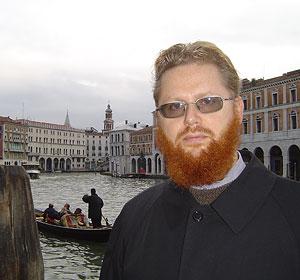 Священник Алексий Ястребов, настоятель прихода святых жен-мироносиц в Венеции