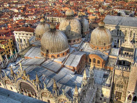 Венеция. Собор Сан-Марко