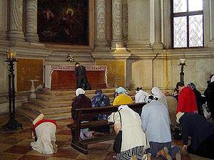 Молитва у мощей св. первомученика архидиакона Стефана