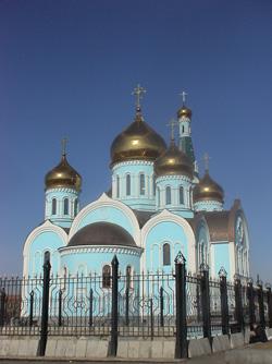 Собор в честь Казанской иконы Божией Матери
