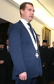 Фото информационной службы СПЦ