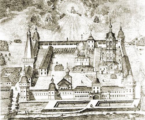Николо-Пешношский мужской монастырь