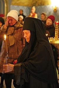 Монахиня Сергия (Гагарина)