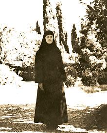 Капитолина Гагарина, г. Гудаута, 1954 год